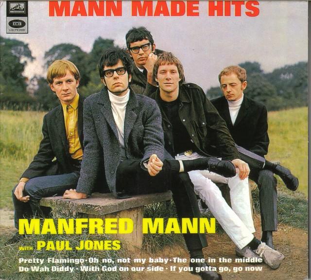Manfred mann turnédatoer
