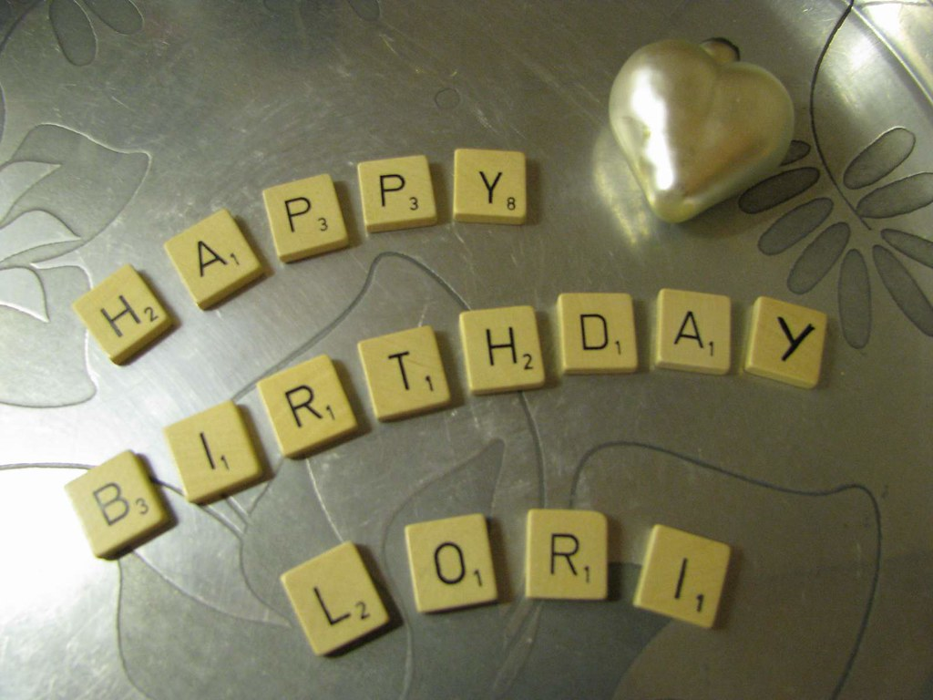 Happy Birthday Lori Hi Lori I Hope You Have A