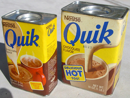Nestle Quik, 1970's | by Roadsidepictures