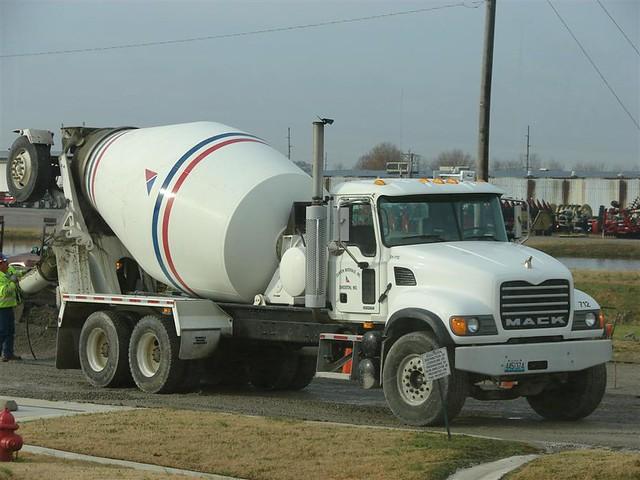 Sikeston Mo Mack Cement Truck Sikeston Mo Lance Flickr