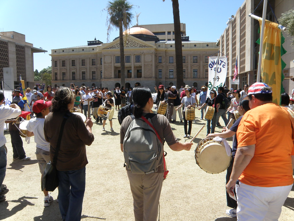 arizona sb1070 Texas sb 4 (2017) arizona sb 1070 (2010) prohibits local policies limiting enforcement of federal immigration laws (these policies aim to increase trust with immigrant communities.