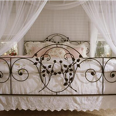 Iron Bed | by decorology