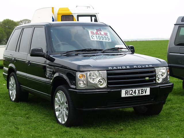 1998 Land Rover Discovery Specs, Pictures, Trims, Colors ... |Red 1998 Land Rover