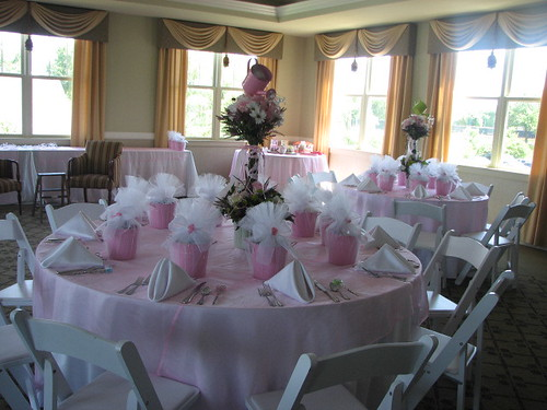 Baby Shower Table Setting Flickr Photo Sharing