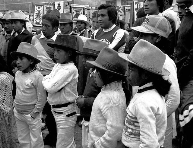 Otavalo, Ecuador, 1982 | by Marcelo  Montecino