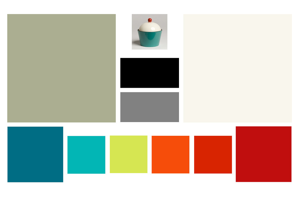 Colors To Paint My Kitchen