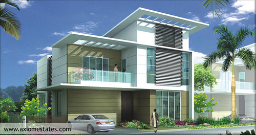 Chennai Properties Real Estate India Villa Viviana 2