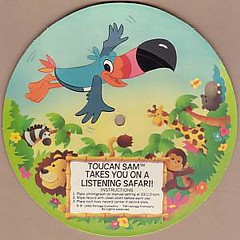Fruit Loops, Toucan Sam's Listening Safari | by Cardboard Records