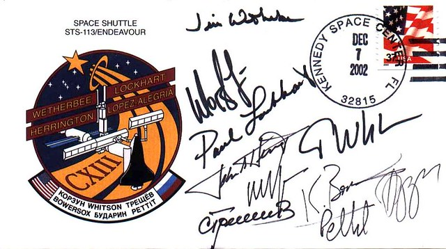 STS-113 / WETHERBEE LOCKHART L...