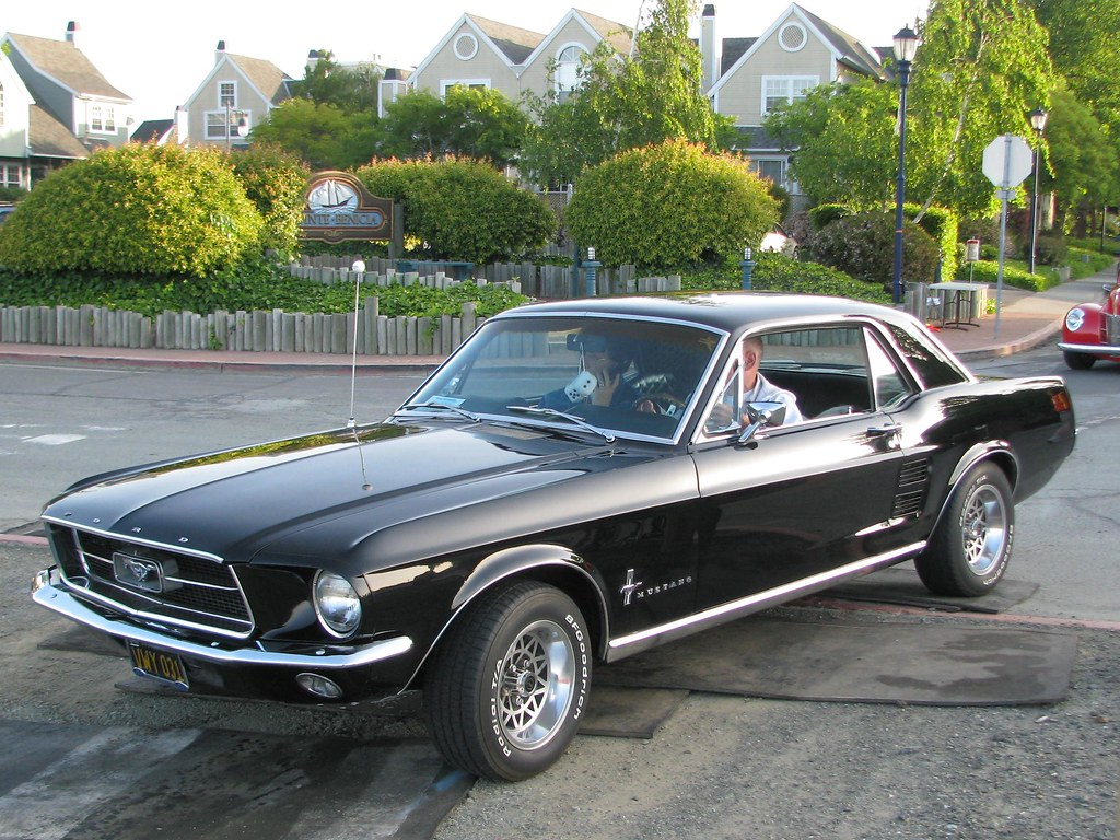 1967 Ford Mustang Coupe (Custom) 'VWY 031' | Jack Snell ...