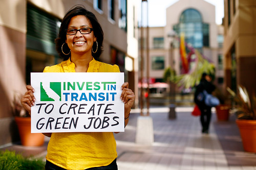 INVESTinTRANSIT: To create green jobs | by TransFormCA