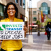 INVESTinTRANSIT: To create green jobs