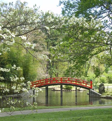 Bridge Japanese Garden Of Tranquility Flickr Photo
