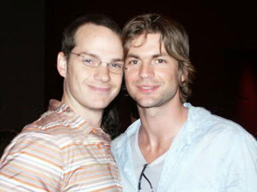 Peter Paige and Gale Harold | Randy Harrison Fans Club | Flickr