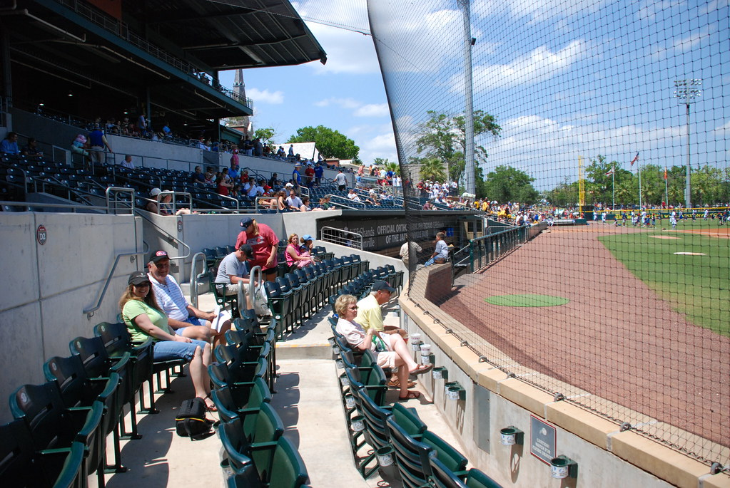 Baseball Grounds Of Jacksonville Our Fantastic Seats At