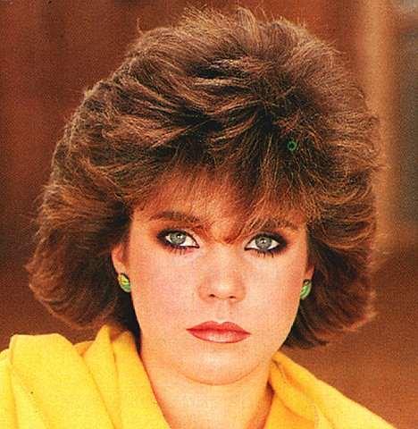80s Hairstyle 50 Amara Flickr