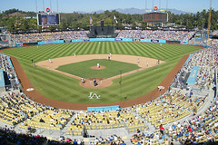 Dodger Stadium, Los Angeles, CA. | by Rafael Amado Deras