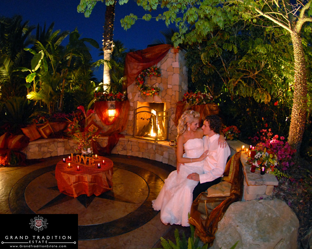 arbor terrace wedding fireplace at the grand tradition est u2026 flickr