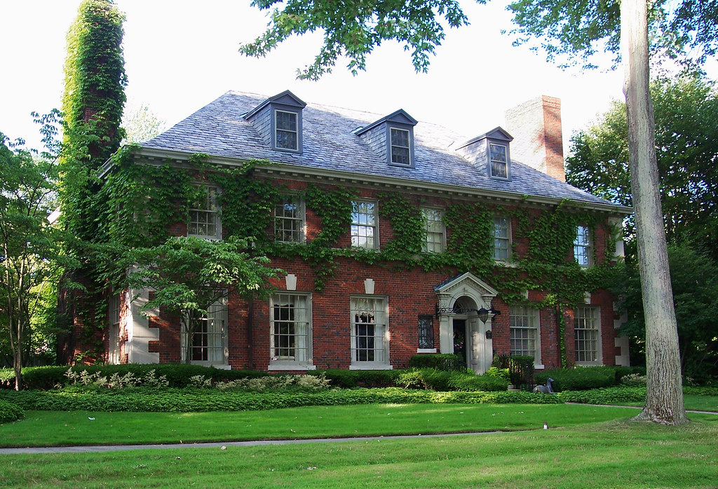 Georgian Grosse Pointe Farms The Georgian And Various