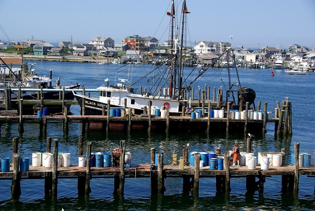 Block Island Ferry July