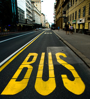Bus Lane (new frame) | by Damien [Phototrend.fr]