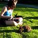 Lisa & Rabbits