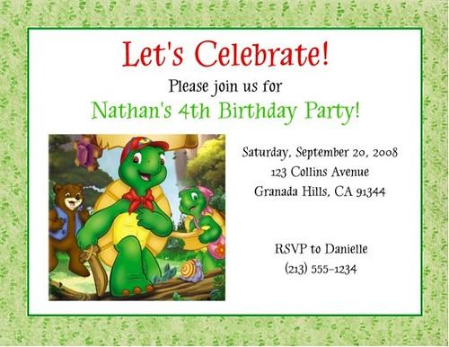Happy Birthday Turtle Cake