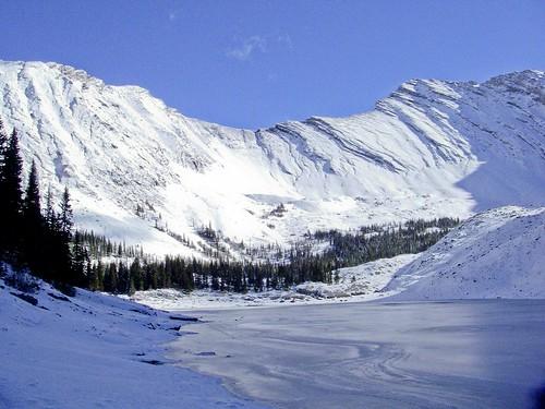 Frozen Pickle Jar Lake