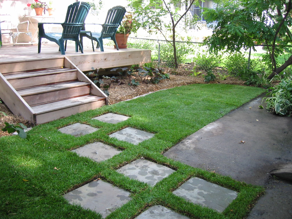 Backyard Turf Field : Small backyard turf  Field Outdoor Spaces  Flickr