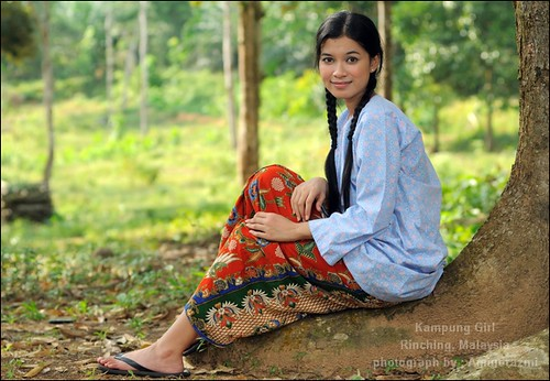 kampung girl aminor azmi flickr