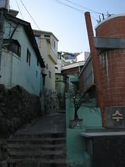 부산 산책 2006.12.30, 남부민1동 Busan walk