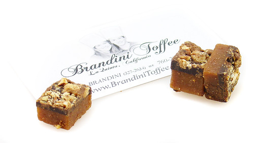 Brandini Toffee Samples | by cybele-