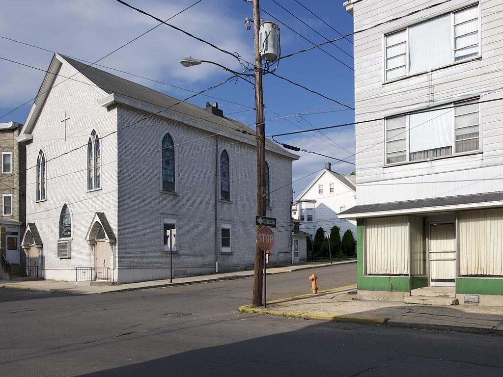 Bethel Primitive Methodist Church Shenandoah Pa My Grand