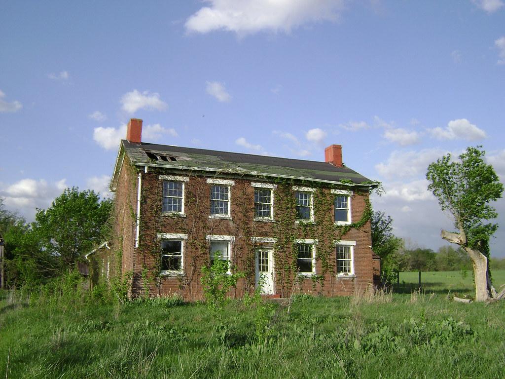 Washington Twp. Clermont County, Ohio | A large abandoned ...