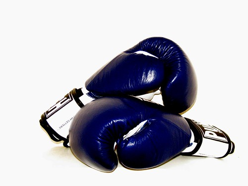 Boxing gloves | by KayVee.INC