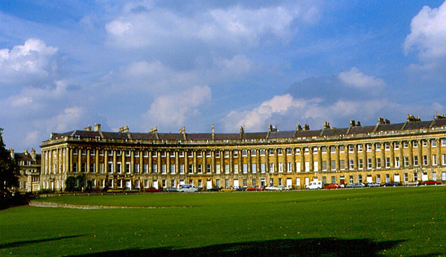 Royal Crescent Bath Listed Buildings Particulars