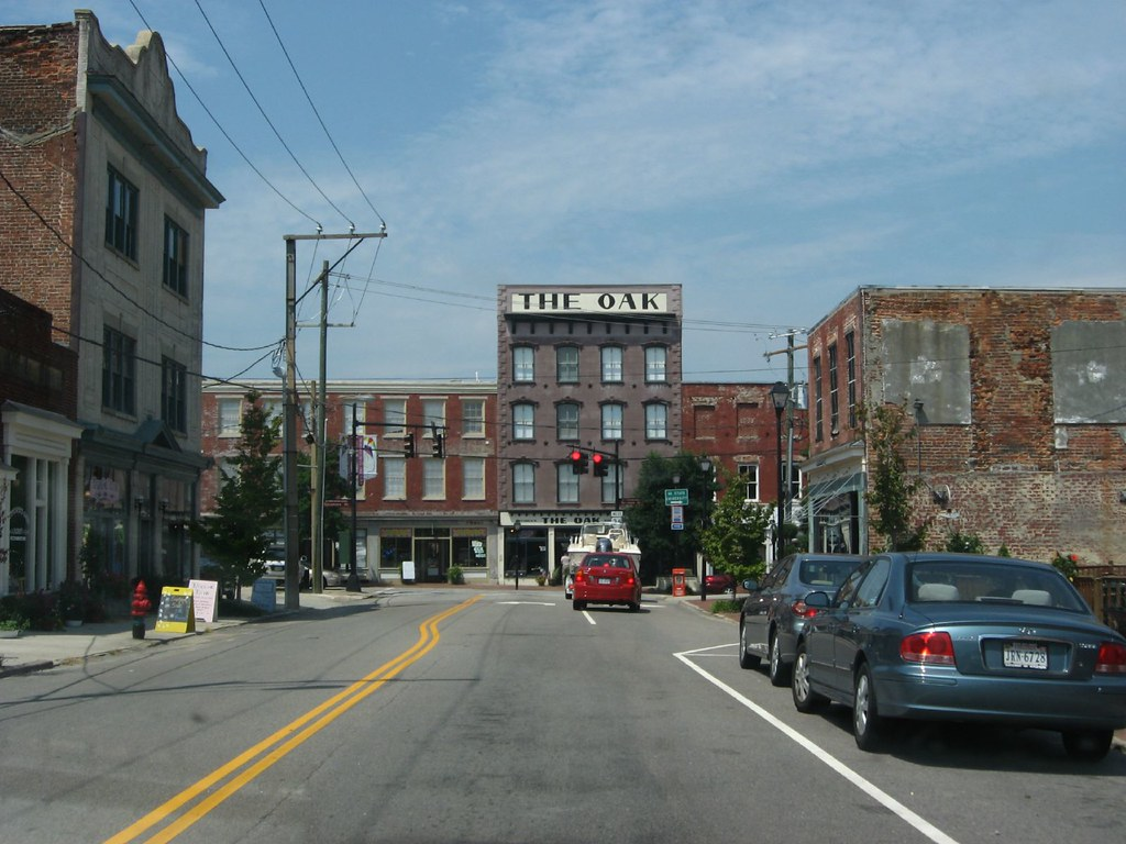 Downtown Petersburg, Virginia | Petersburg is an ...