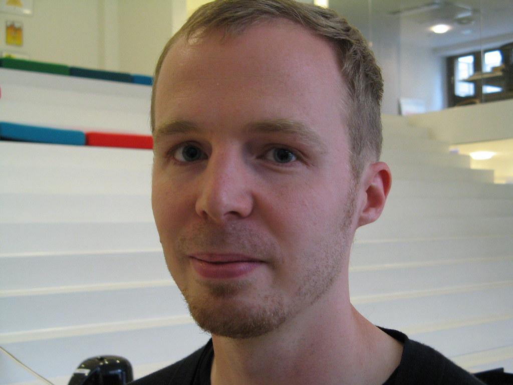 EGO, 27th AUG 2008, Helsinki | Sampo Karjalainen of Habbo