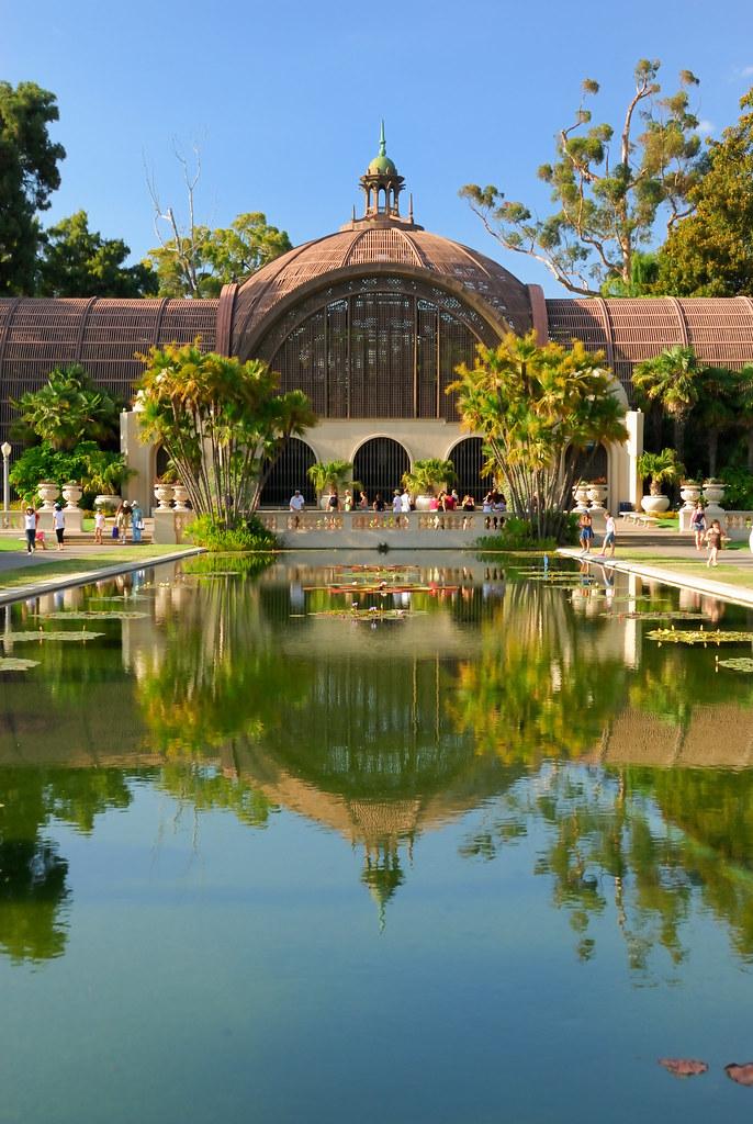 Balboa Park San Diego Botanical Gardens At Balboa Park S Flickr