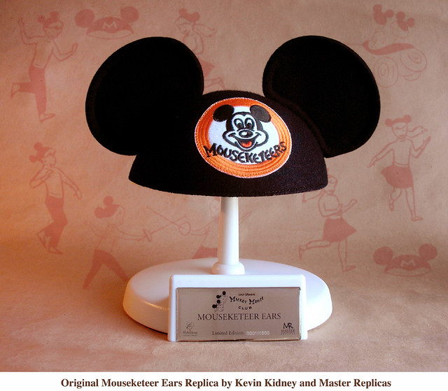 Mickey Mouse Club Replica Ears Mickey Mouse Club Original Flickr