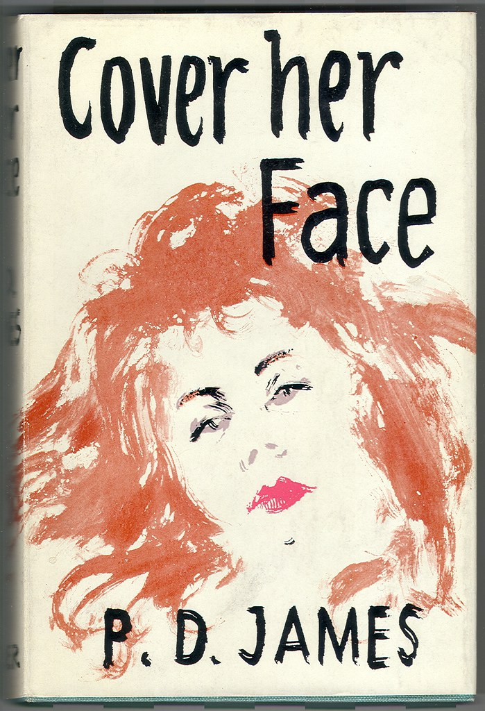 essay cover her face by p.d. james 1962 P d james is one of britain's most admired and best loved writers  she  published her first novel, cover her face, in 1962, at the age of forty-two in the  three.
