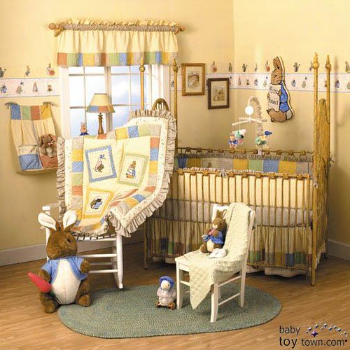 Peter Rabbit Nursery This Is From This Site Www Babybeddi Flickr