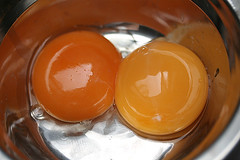 2 yolks | by David Lebovitz