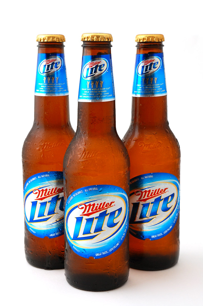 Miller Lite The First Mass Marketed Light Beer In The U