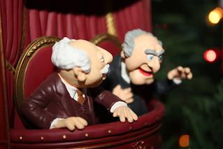 Statler & Waldorf!