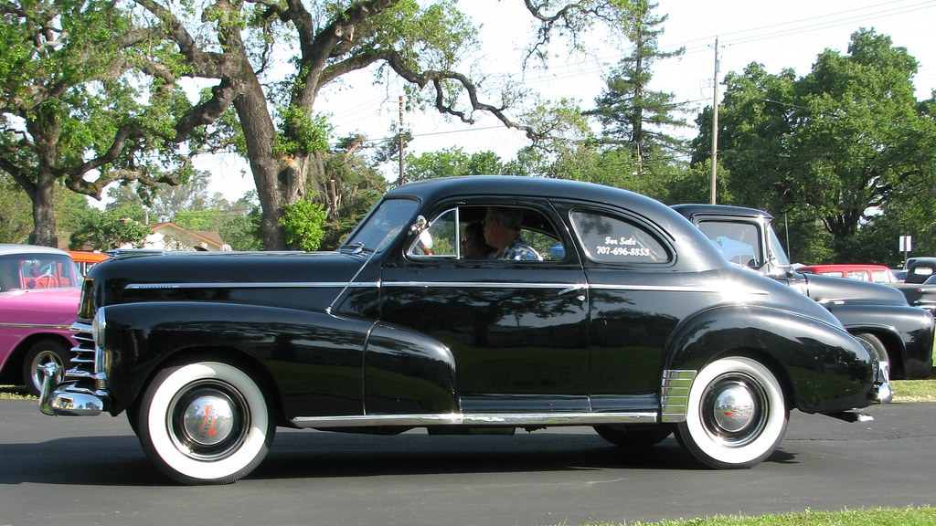 1946 Chevrolet Stylemaster 5 Passenfer Coupe 46 C 860 2