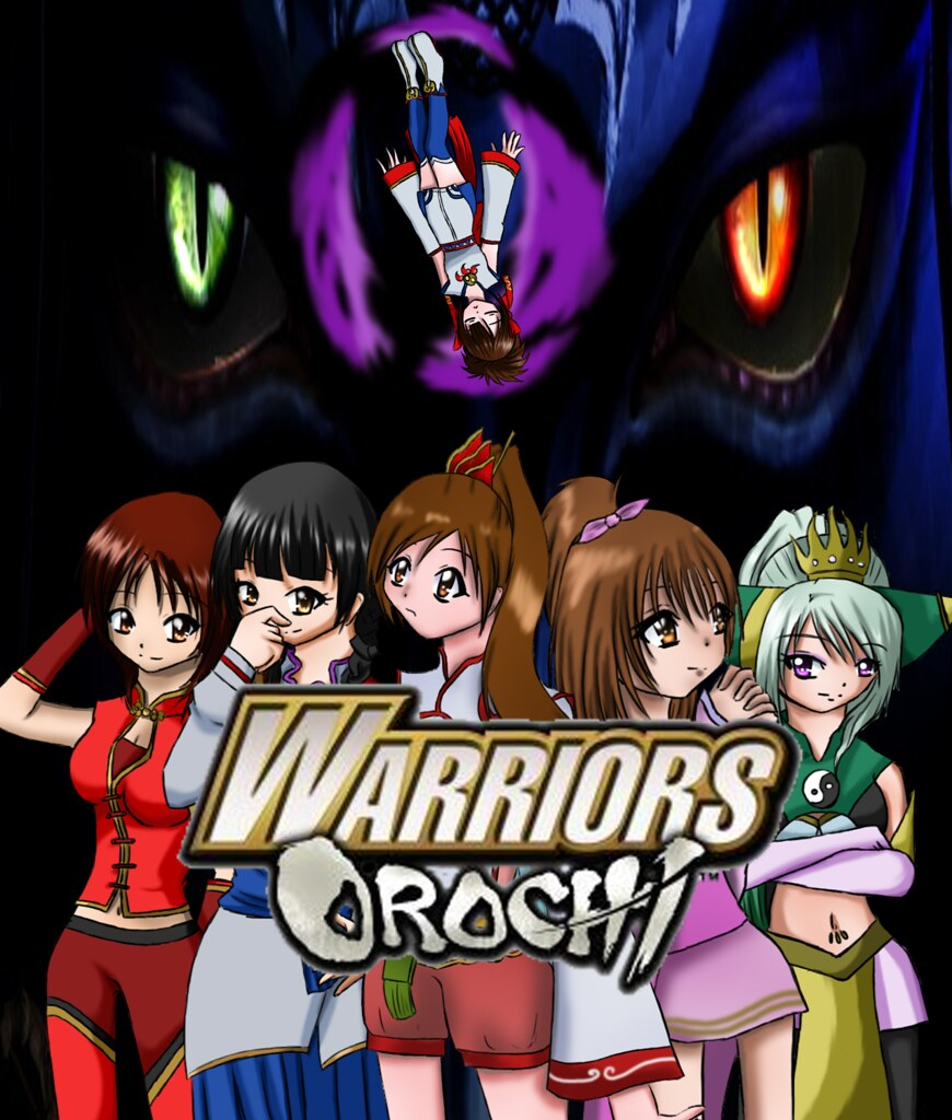 Warriors Orochi 3 World S End: Warriors Orochi The Anime Xd