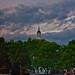 Eliot House Bell Tower @ Dusk