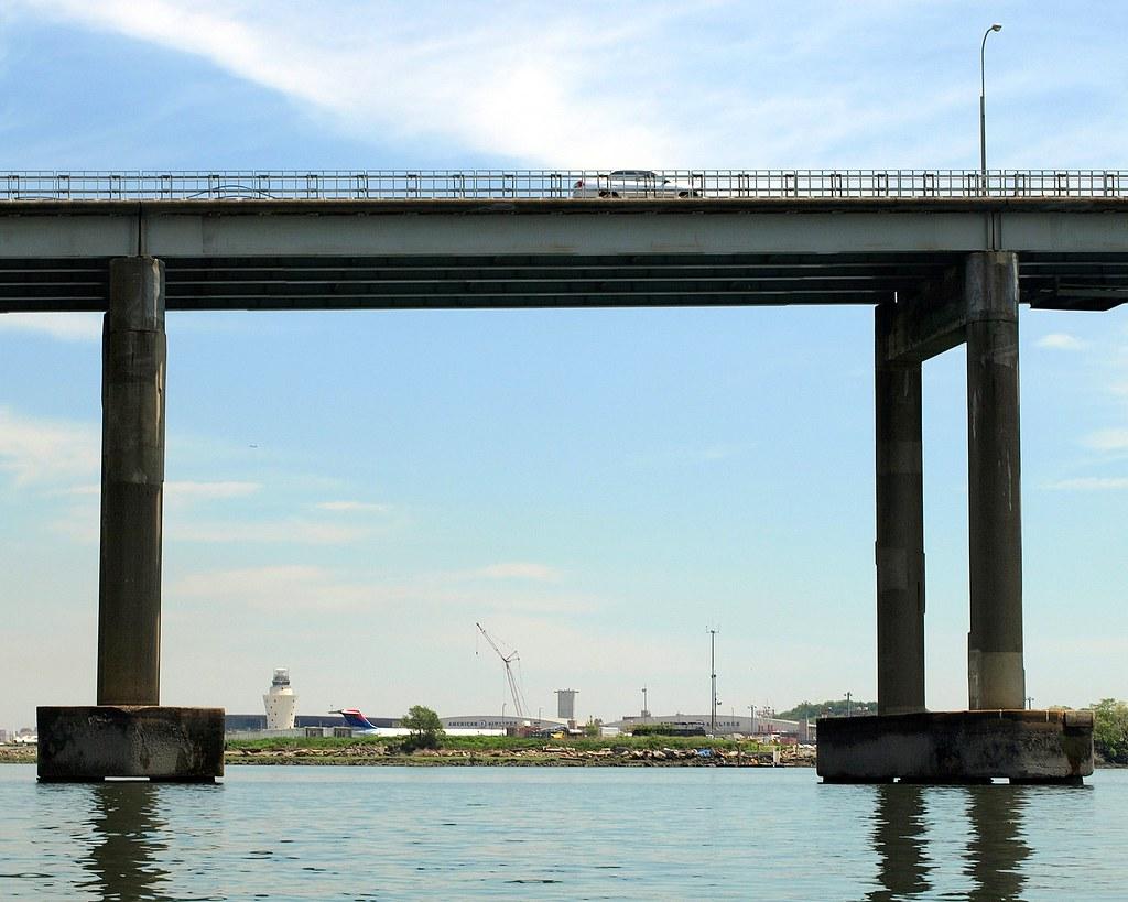 Bridge To Rikers Island Map