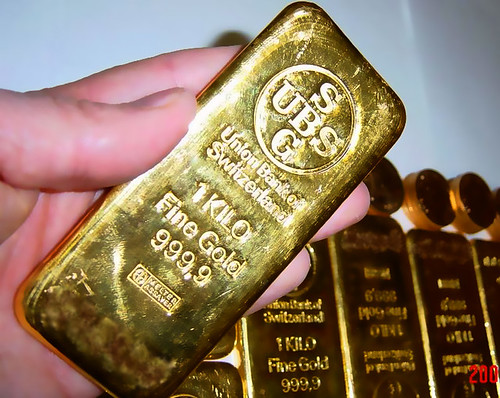 gold cast bar | by hto2008